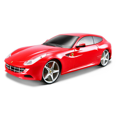 Игрушка Ferrari FF (1:24) красный (81217) радиоуправляемая модель