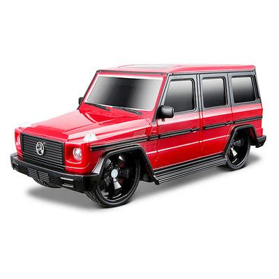 Игрушка Mercedes-Benz G-Class (1:24) красный (81217) радиоуправляемая модель