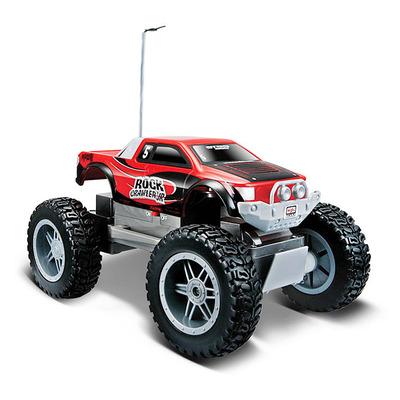Rock Crawler Jr. red - радиоуправляемая модель
