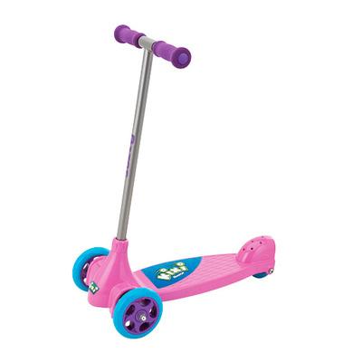 Самокат Razor Kixi Kix Al pink-purple трехколесный детский