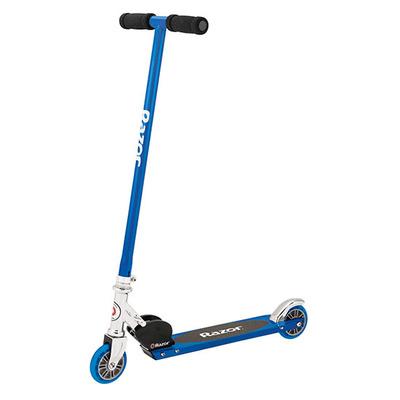 Самокат складной Razor S scooter голубой