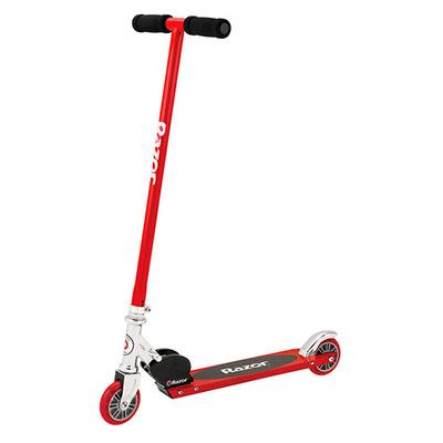 Самокат складной Razor S scooter красный