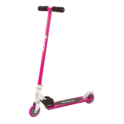 Самокат складной Razor S scooter розовый