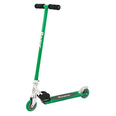 Самокат складной Razor S scooter зеленый