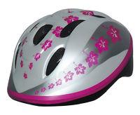 Шлем детский Bellelli Taglia серебристо-розовый размер М