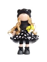 Текстильная Кукла ручной работы Анита