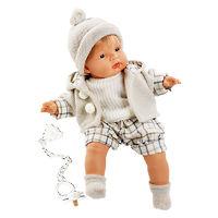 Виниловая кукла-мальчик Хуго 38 см