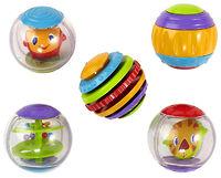 Забавные мячики Крути-верти